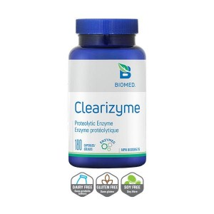Clearizyme 180 capsules