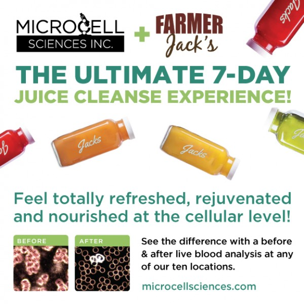 Ultimate 7 Day Juice Cleanse
