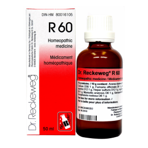 R60 | Blood Purifier, Lymphatic Drainage